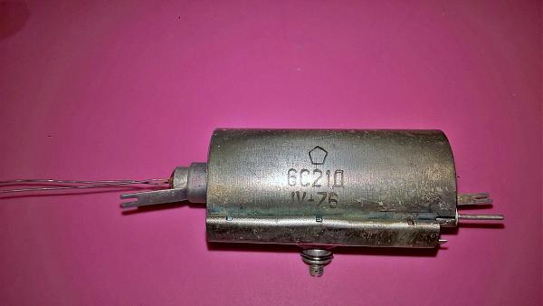 Продам Генератор 1,7ГГц на 6С21Д .