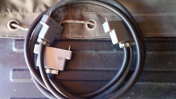 Продам Соединительный межблочный кабель для Х1-42