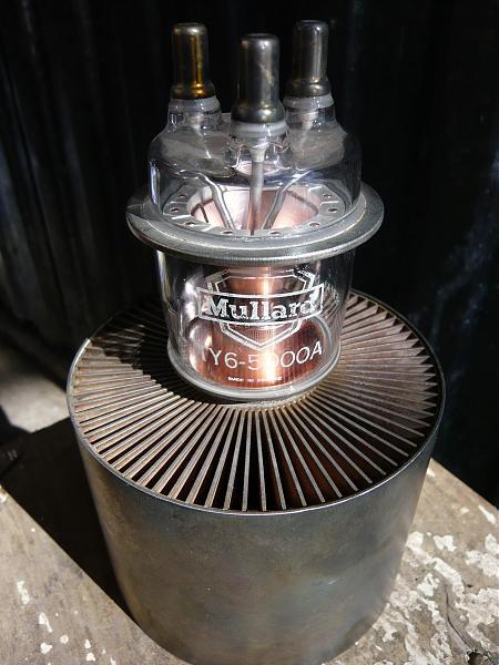 Продам Радиолампа TY6-5000A Mullard