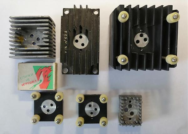 Продам Теплоотводы радиаторы для радиотехники