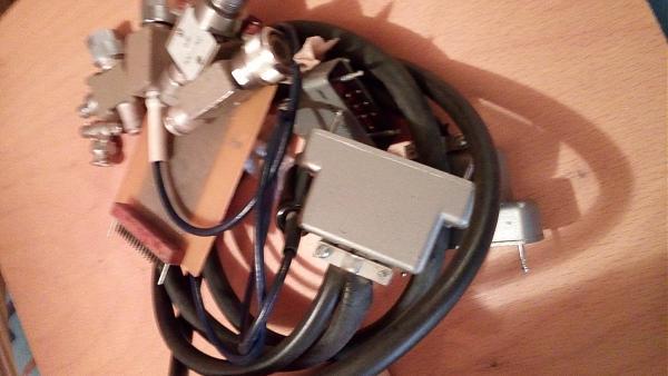 Продам Х1-43 ЗИП, межблочный кабель, детекторные головки