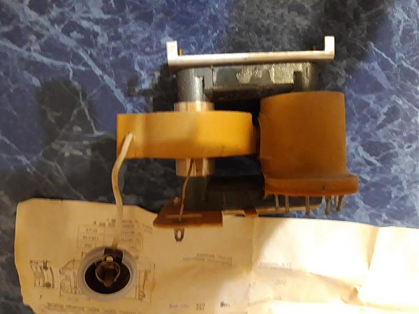 Продам Трансформатор строчной развертки ТВС-909ЛЦ2-1