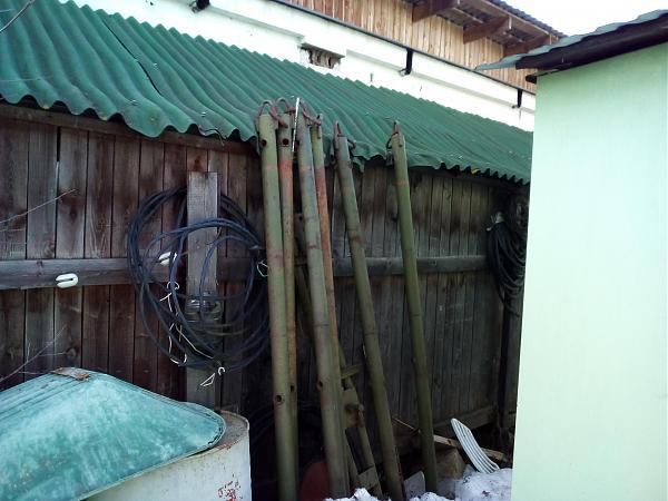 Продам КОЛЫ от УНЖА-2