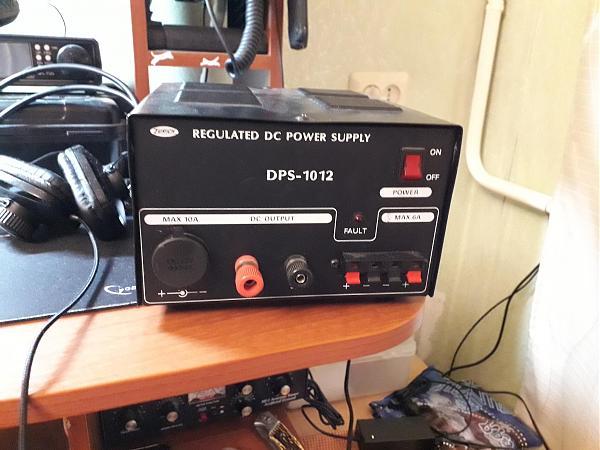 Продам Блок питания трансформаторный 12В 12А DPS 1012