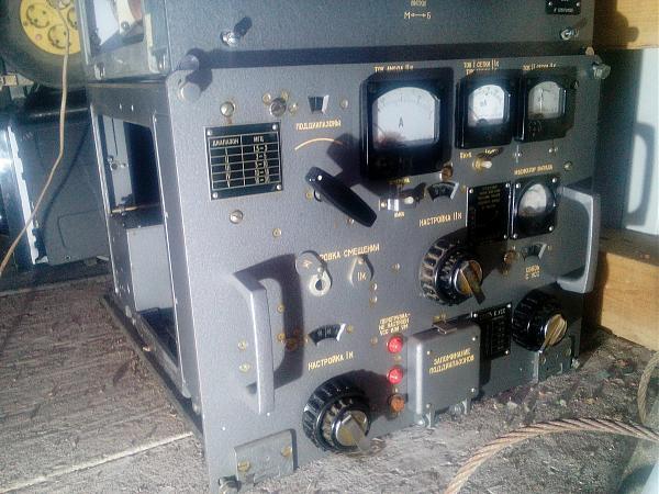 Продам блоки от радиостанции р-140