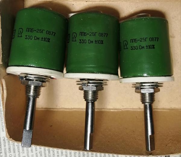 Продам Резисторы ПТМН-0,5, С5-17, ппб, ТВО-5