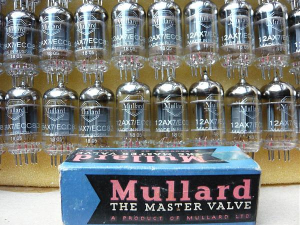 Продам Радиолампы Millard