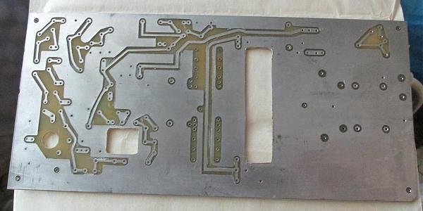 Продам Печатные платы с металлизацией к трансиверу RA3AO