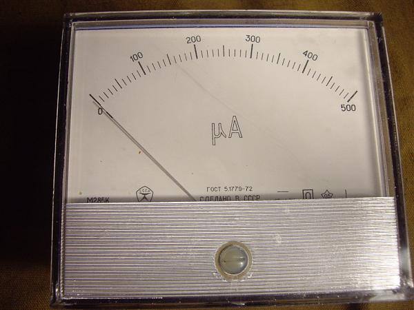 Продам 2 - Прибора миллиамперметр М285К