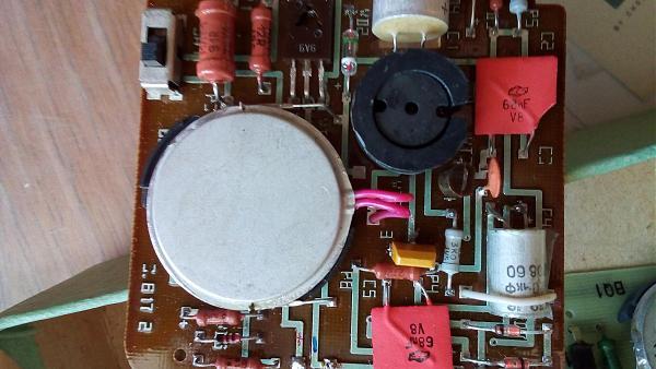 Продам трансформатор электронных часов