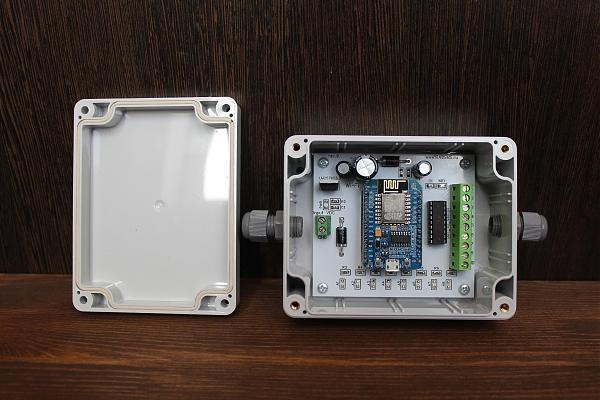 Продам Wi-Fi управление для любого антенного коммутатора