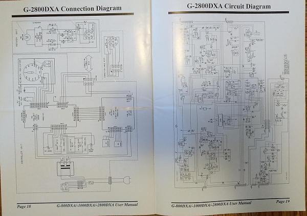 Продам YAESU G 1000SDX  инстукция