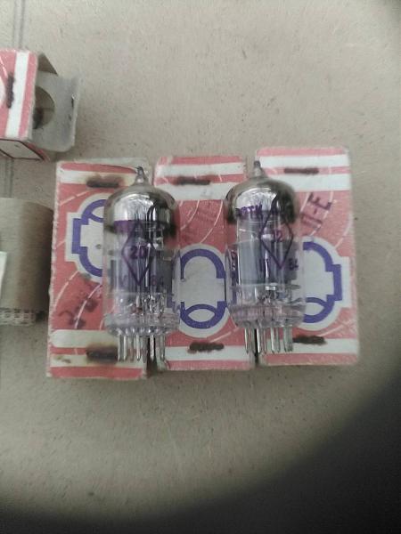 Продам Лампы 6с45п-е,6П3С, гу-50