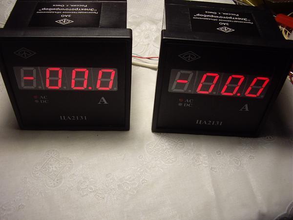 Продам Цифровой амперметр ЦА-2131