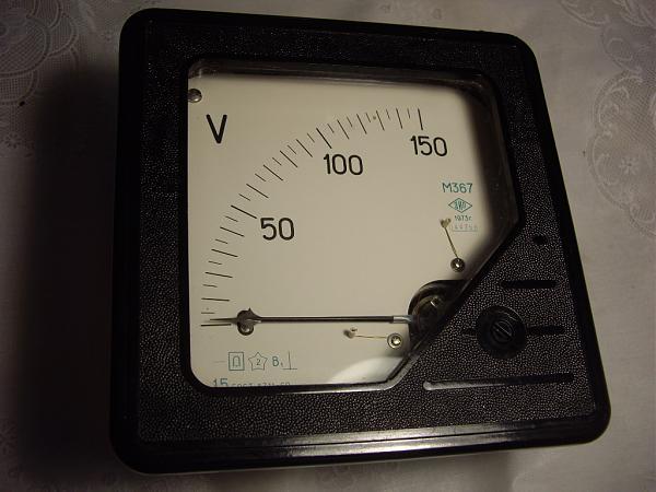 Продам Вольтметр М367