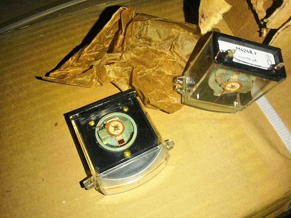 Продам Микроамперметр М4248 50-0-50 мкА