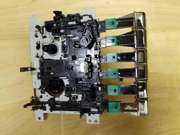Продам Протяжка касетного магнитофона из Японии