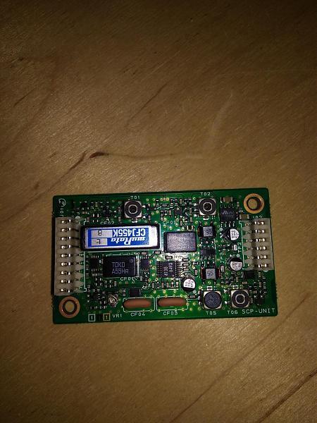 Продам SCP - unit FTDX -9000D