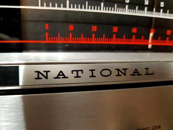 Продам National NC-121. Состояние!