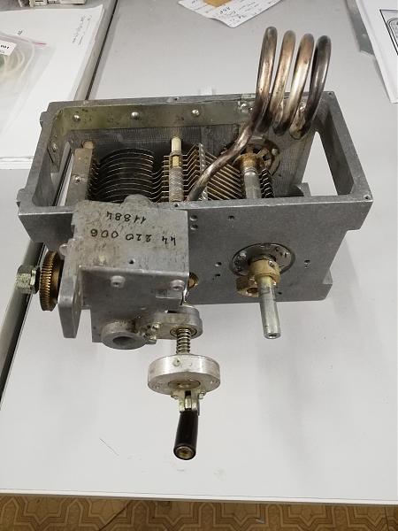 Продам Воздушный конденсатор КПЕ
