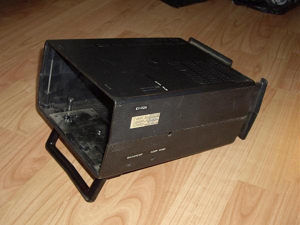 Продам Корпус и передняя панель к С1-112А
