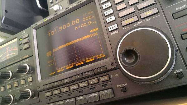 Продам icom R9000