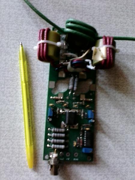 Продам Усилитель на транзисторах 500 ВТ