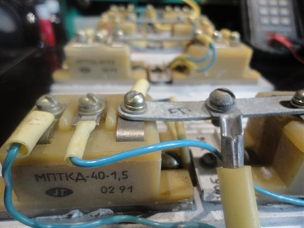 Продам Составной мощный транзистор МПТКД-40-1.5