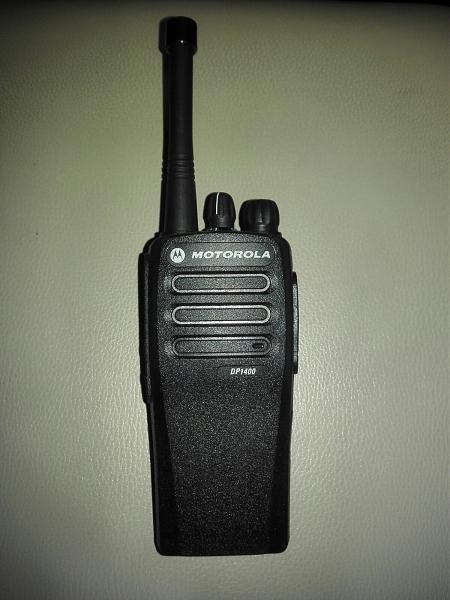 Продам Профессиональная радиостанция Motorola DP1400