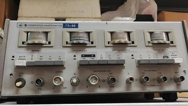 Продам Г5-88 генератор импульсов