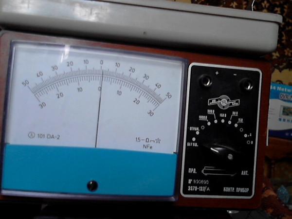Продам ксв-метр 3S79-137/а- болгария