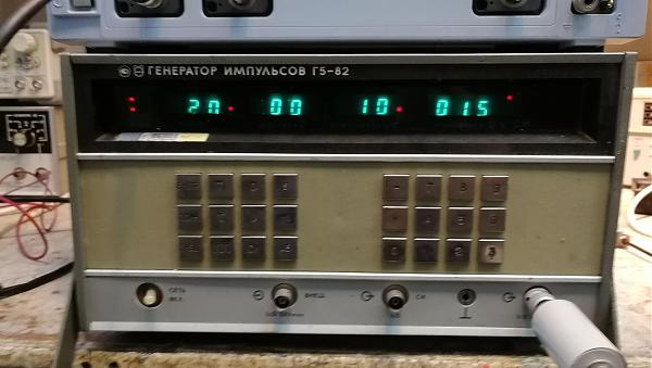 Продам Г5-82 генератор импульсов