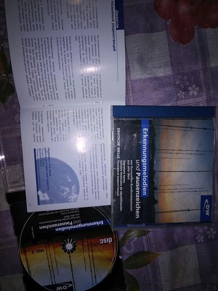 Продам 2 cd джингли и позывные радиостанций