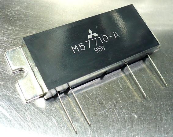 Продам усилитель мощности УКВ M57710-A mitsubishi japan