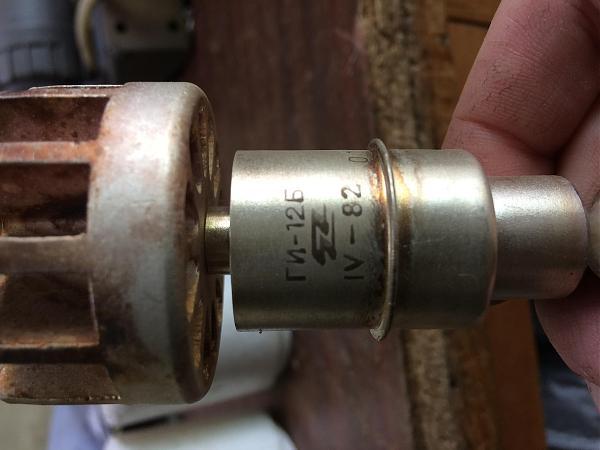 Продам лампы ГИ-12Б
