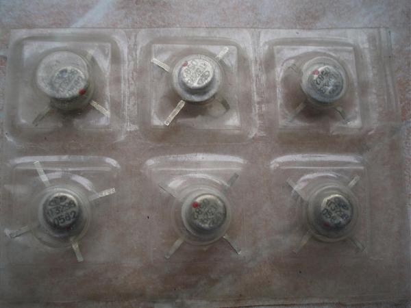 Продам СВЧ Германиевый n-p-n Транзистор 1Т329В (ГТ329В)