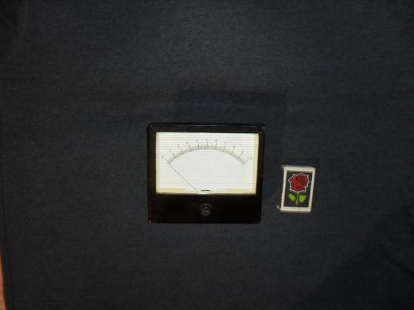 Продам Микроамперметр 100 мкА (10х12 см)
