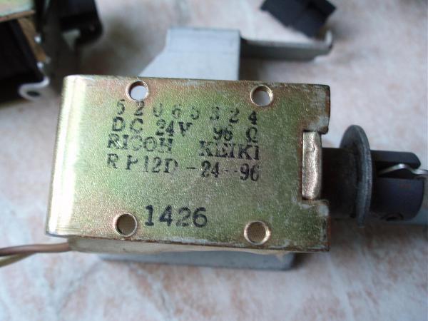 Продам Соленоид на постоянное напряжение DC 24V