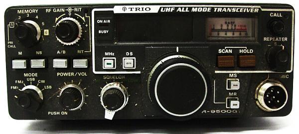 """Продам trio all mode transceiver(430Mhz) """"tr- 9500 g"""""""