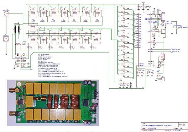 Продам Автоматический антенный тюнер N7DDC