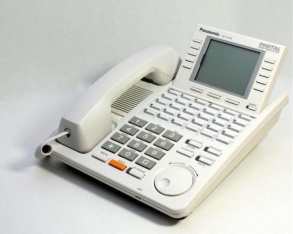 Продам Cистемный телефон Panasonic KX-T7436RU