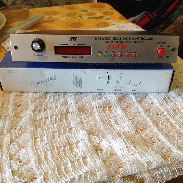 Продам MFJ-1278B Контроллер