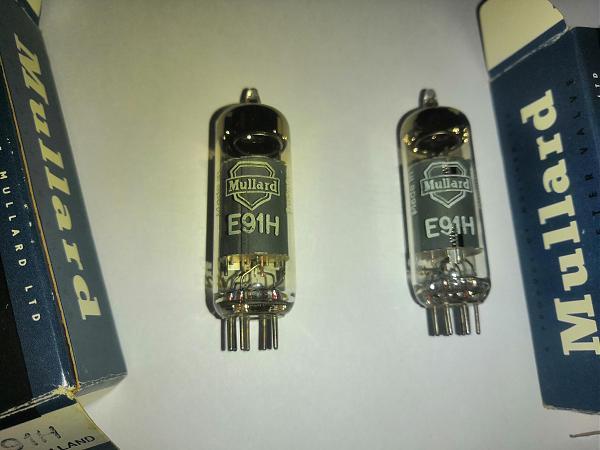 Продам Лампы E91H