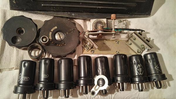 Продам радиоприёмник Р-250М запчасти
