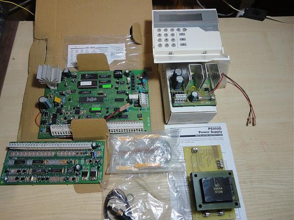 Продам Сигнализация для склада-производства.MAXSYS-pc4020