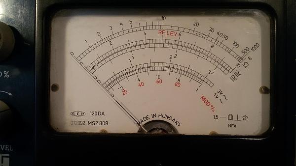 Продам Радиотестер TR-0809