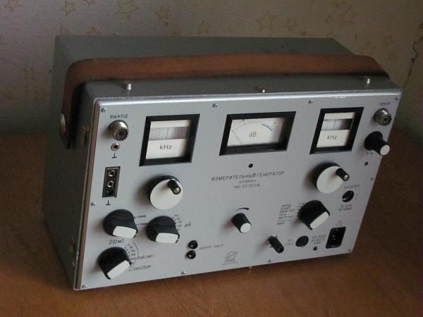 Продам Измерительный генератор ET-70T/A