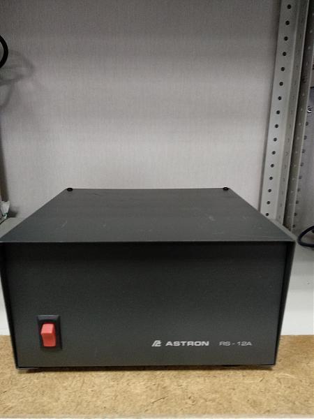 Продам Astron RS-12A