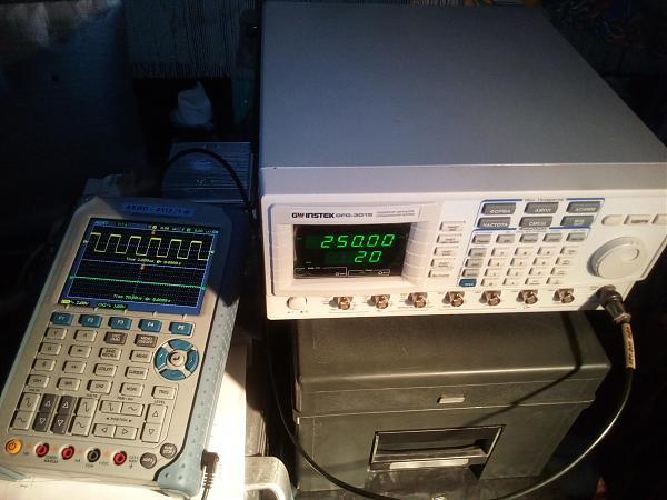 Продам Генератор сигналов спец. формы GFG-3015 GW Instek