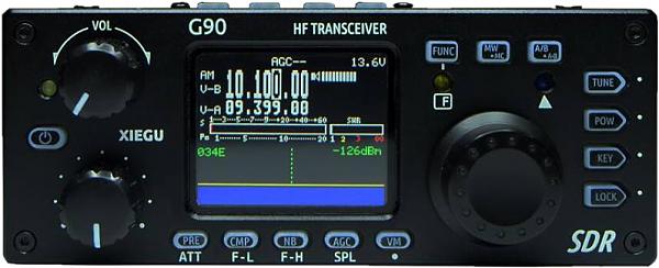 Продам КВ трансивер Xiegu G90